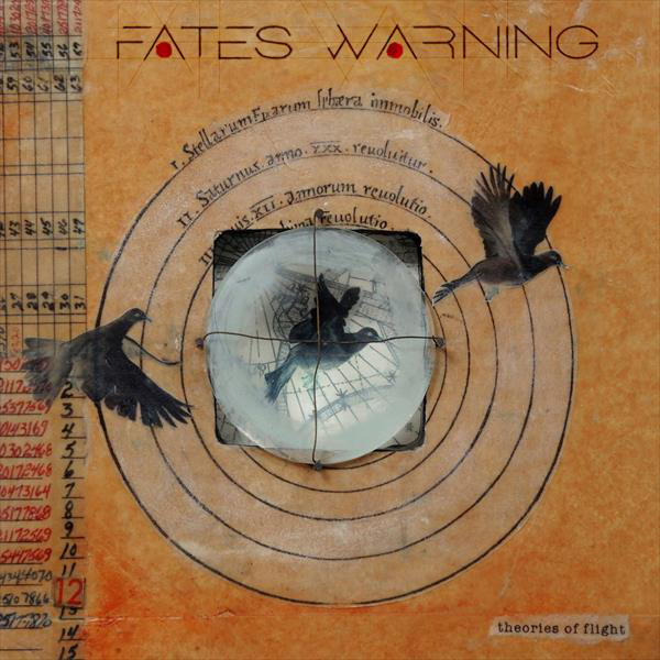 Fates Warning Fates Warning - Theories Of Flight (2 Lp + Cd) jp 156 2 фигурка слон pavone 829196