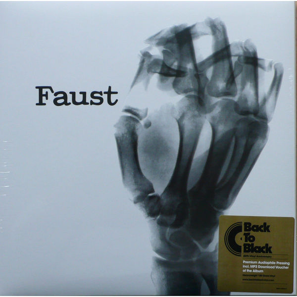 FAUST FAUST - Faust faust
