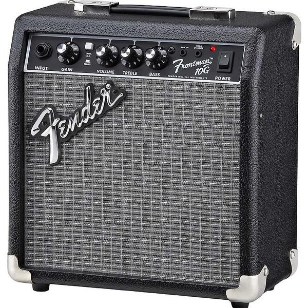 Гитарный комбоусилитель Fender FRONTMAN 10G 10 WATTS