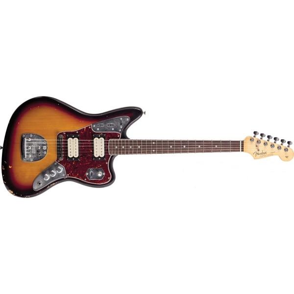 Электрогитара Fender Kurt Cobain Jaguar 3-Color Sunburst
