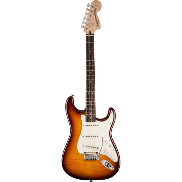 Электрогитара Fender Squier Standard Stratocaster FMT RW цены онлайн
