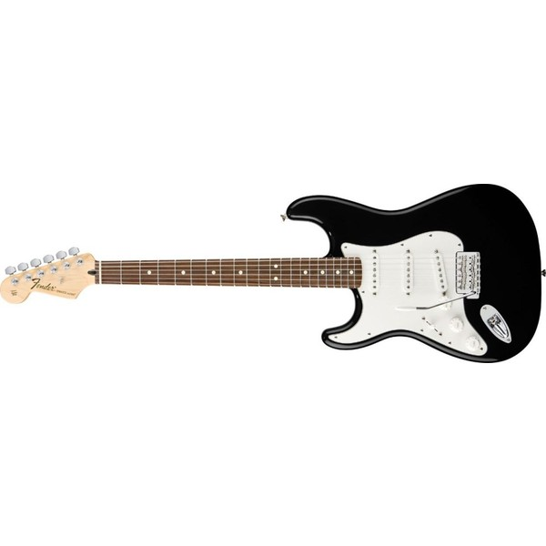 Электрогитара Fender Standard Stratocaster LH Rosewood Fingerboard Black Tint