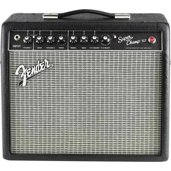 �������� �������������� Fender Super Champ X2 combo