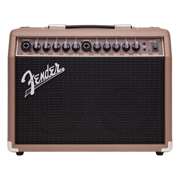 Гитарный комбоусилитель Fender ACOUSTASONIC 40 комбо для гитары fender mustang gt 200