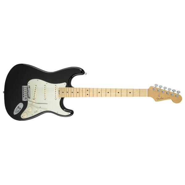 ������������� Fender American Elite Stratocaster Maple Fingerboard Mystic Black