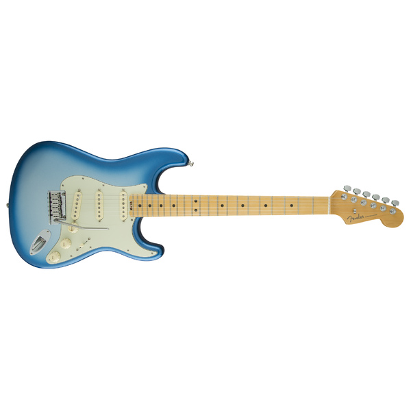 Электрогитара Fender American Elite Stratocaster Maple Fingerboard Sky Burst Metallic