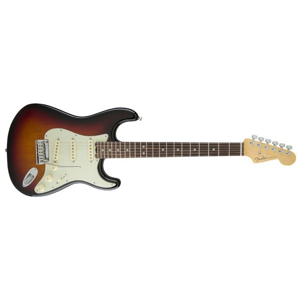 Электрогитара Fender American Elite Stratocaster Rosewood Fingerboard 3-Color Sunburst