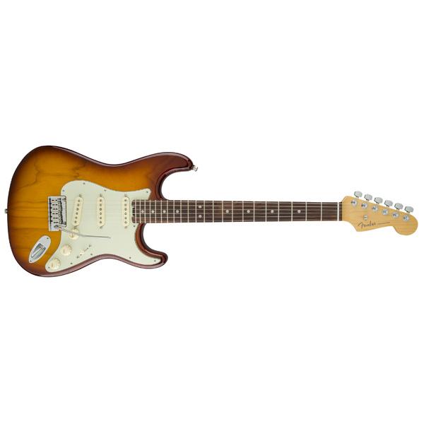 ������������� Fender American Elite Stratocaster Rosewood Fingerboard Tobacco Sunburst