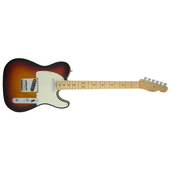 Электрогитара Fender American Elite Telecaster Maple Fingerboard 3-Color Sunburst