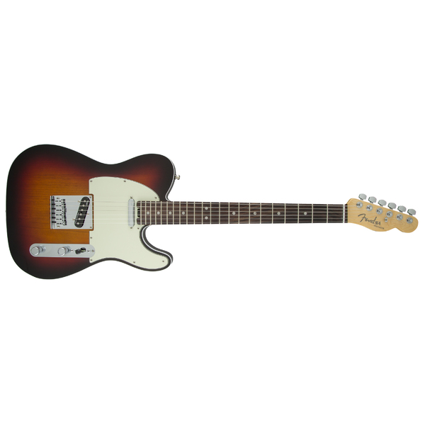 ������������� Fender American Elite Telecaster Rosewood Fingerboard 3-Color Sunburst