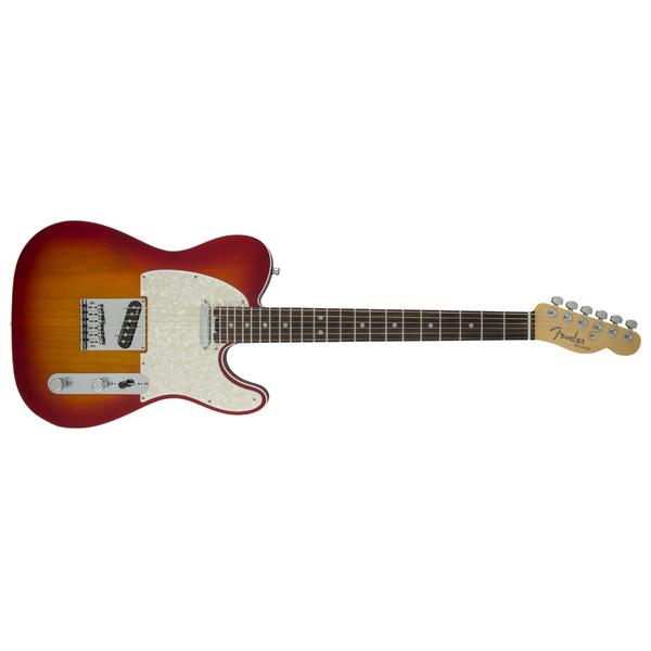 ������������� Fender American Elite Telecaster Rosewood Fingerboard Aged Cherry Burst