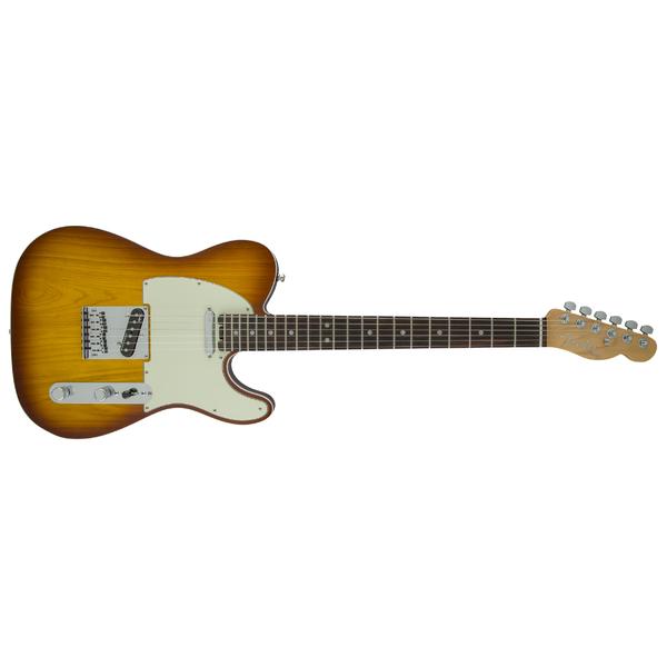 ������������� Fender American Elite Telecaster Rosewood Fingerboard Tobacco Sunburst