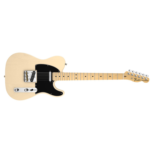 Электрогитара Fender AMERICAN SPECIAL TELECASTER MN VINTAGE BLONDE