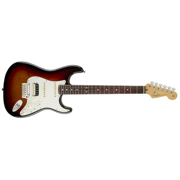 ������������� Fender AMERICAN STANDARD STRATOCASTER HSS SHAWBUCKER MN 3-Color Sunburst