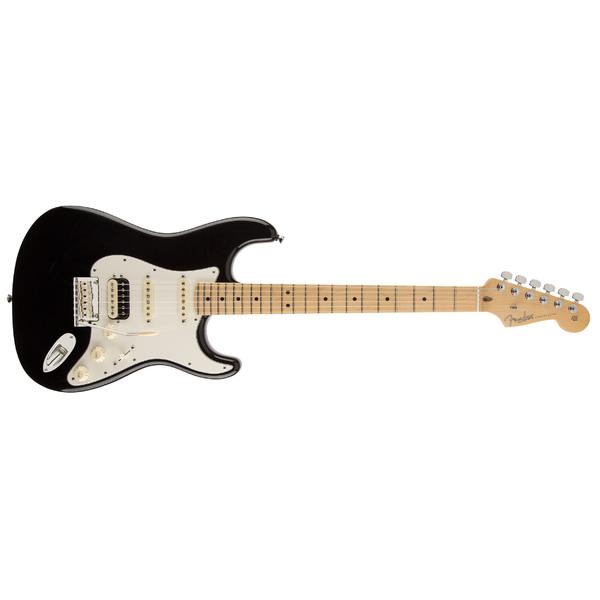 ������������� Fender AMERICAN STANDARD STRATOCASTER HSS SHAWBUCKER MN BLK