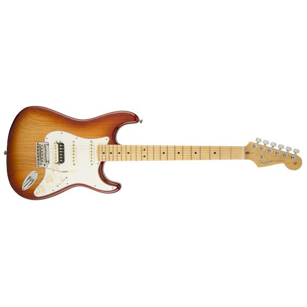 ������������� Fender AMERICAN STANDARD STRATOCASTER HSS SHAWBUCKER MN Sienna Sunburst
