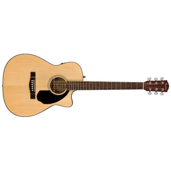 Гитара электроакустическая Fender CC-60SCE Natural fender cc 60sce nat