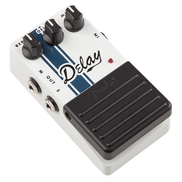 Педаль эффектов Fender Delay Pedal
