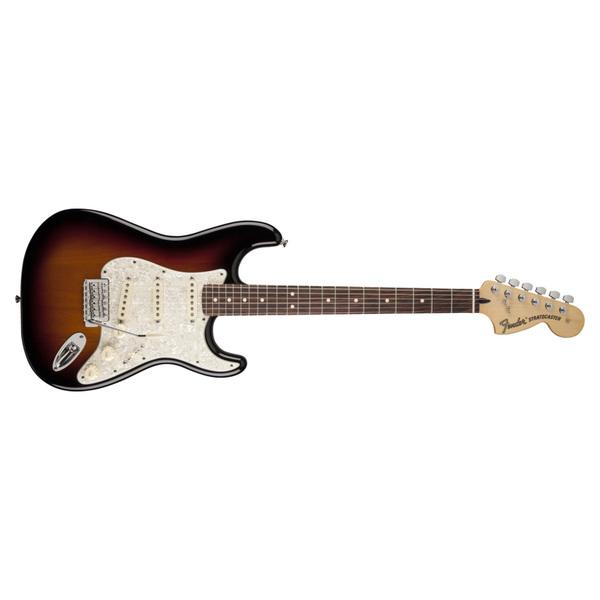 Электрогитара Fender Deluxe Roadhouse Strat RW 3TSB