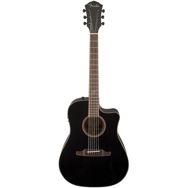 Гитара электроакустическая Fender F-1020SCE DREADNOUGHT BLACK