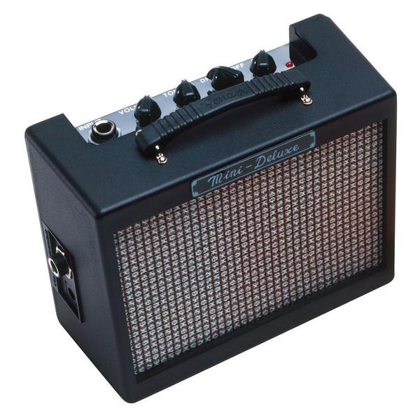 Гитарный мини-усилитель Fender Гитарный мини-комбоусилитель  MD20 MINI DELUXE гитарный комбоусилитель roland blues cube stage