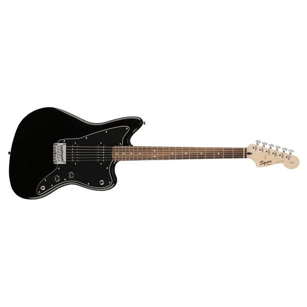 Электрогитара Fender Squier Affinity Jazzmaster HH Black fender jaguar jazzmaster slide switch dpdt black