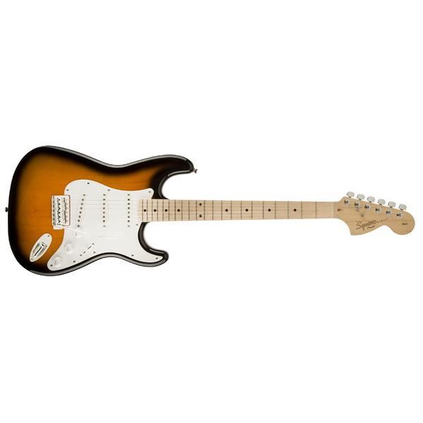 ������������� Fender SQUIER AFFINITY SERIES STRAT SUNBURST