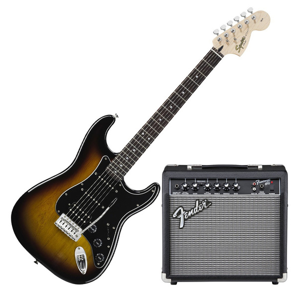 Гитарный комплект Fender
