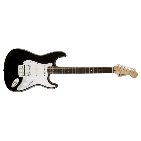 Электрогитара Fender Squier Bullet Strat Tremolo HSS Rosewood Fingerboard Black