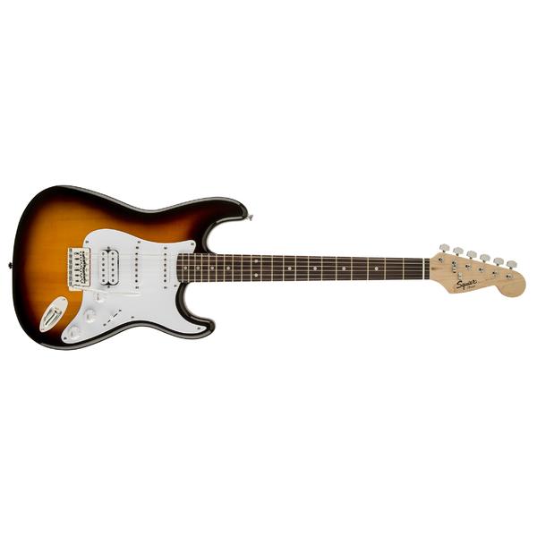 ������������� Fender Squier Bullet Strat Tremolo HSS RW Brown Sunburst