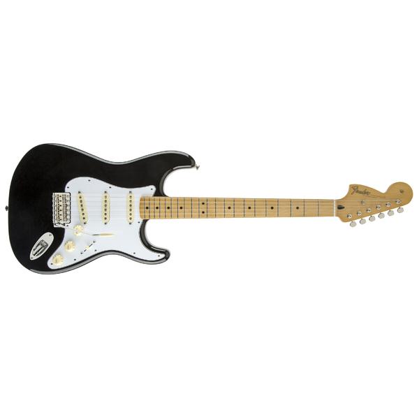 Электрогитара Fender Stratocaster Jimi Hendrix Strat Maple Fingerboard BLK
