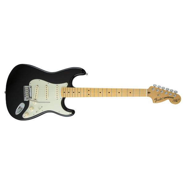 Электрогитара Fender The Edge Strat MN BLK