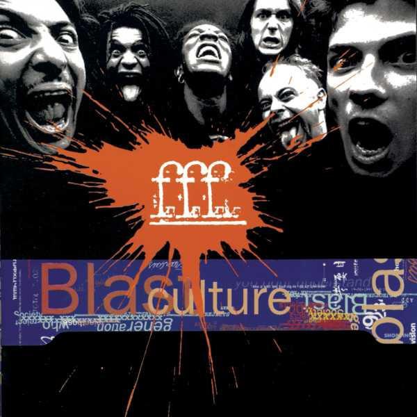 FFF FFF - Blast Culture виниловые пластинки fff blast culture