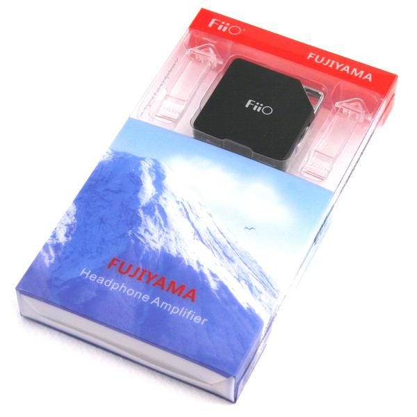 Усилитель для наушников FiiO от Audiomania