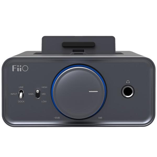 Усилитель для наушников FiiO K5 Black усилитель для наушников fiio btr1 black