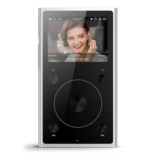 Портативный Hi-Fi плеер FiiO X1 II Silver портативный hi fi плеер fiio усилитель для портативного hi fi плеера am1