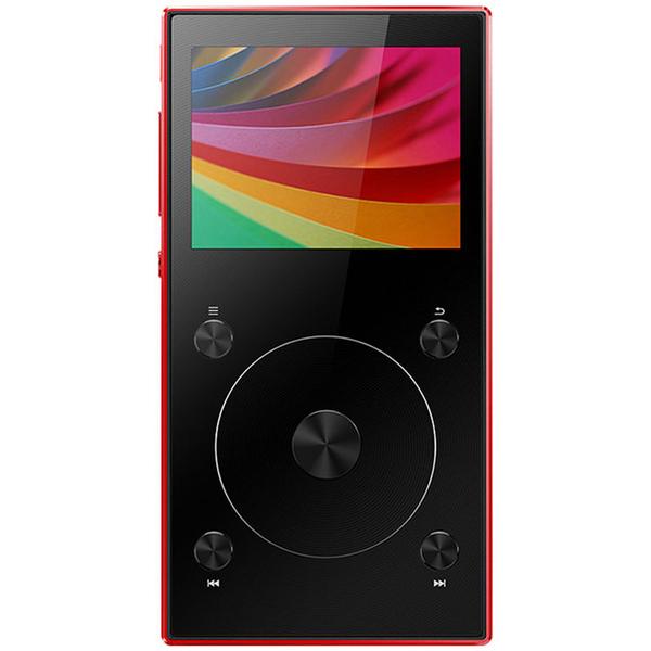 Портативный Hi-Fi плеер FiiO X3 III Red портативный hi fi плеер fiio усилитель для портативного hi fi плеера am1