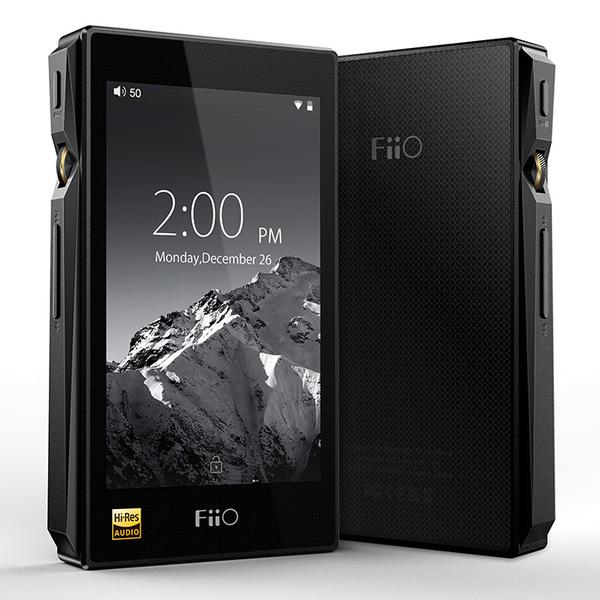 Портативный Hi-Fi плеер FiiO X5 3nd gen Black портативный hi fi плеер fiio усилитель для портативного hi fi плеера am1