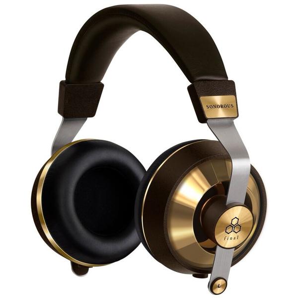 Охватывающие наушники Final Audio Design