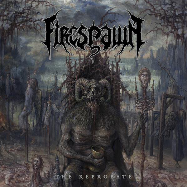 Firespawn Firespawn - The Reprobate (lp+cd) firespawn shadow realms lp cd lp cd