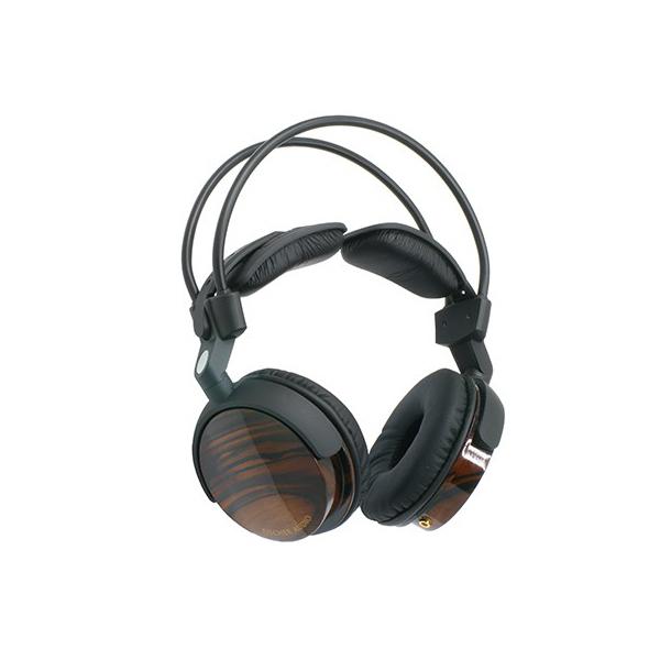Охватывающие наушники Fischer Audio Con Fuoco Wood наушники fischer audio spe 32 black