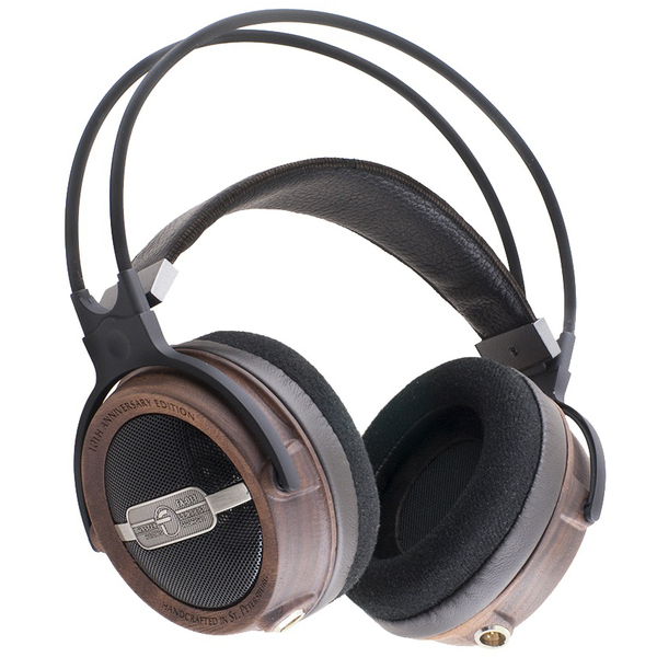 Охватывающие наушники Fischer Audio FA-011 10th Anniversary Edition наушники fischer audio fa 546 black
