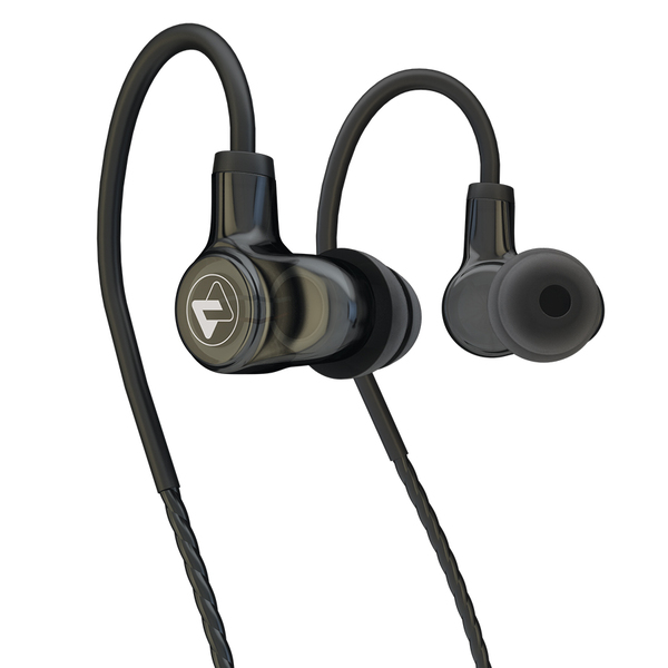 Внутриканальные наушники Fischer Audio Omega Twin Black наушники fischer audio yuppie violet black
