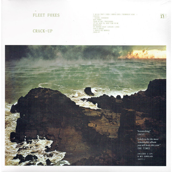 Fleet Foxes Fleet Foxes - Crack-up (2 LP) inpower pro 11 5 crack unlimited installation