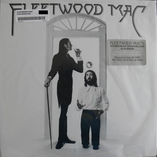 Fleetwood Mac Fleetwood Mac - Fleetwood Mac (2 LP) fleetwood mac fleetwood mac tango in the night 180 gr