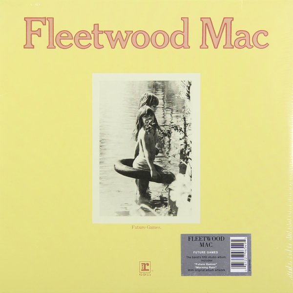 FLEETWOOD MAC FLEETWOOD MAC - FUTURE GAMES  изображение