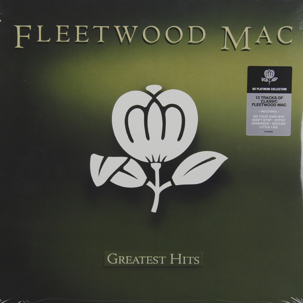 Fleetwood Mac Fleetwood Mac - Greatest Hits fleetwood mac fleetwood mac life becoming a landslide 2 lp