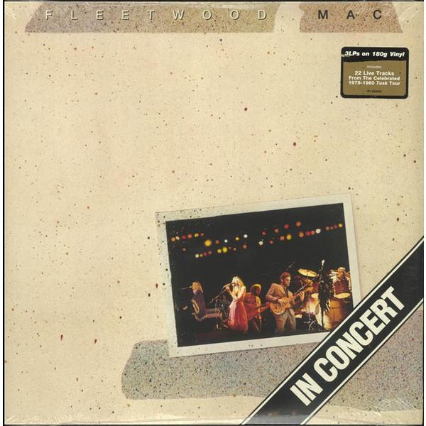 Fleetwood Mac Fleetwood Mac - In Concert (3 LP) fleetwood mac fleetwood mac in concert 3 lp