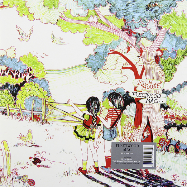 Fleetwood Mac Fleetwood Mac - Kiln House fleetwood mac fleetwood mac tango in the night 180 gr
