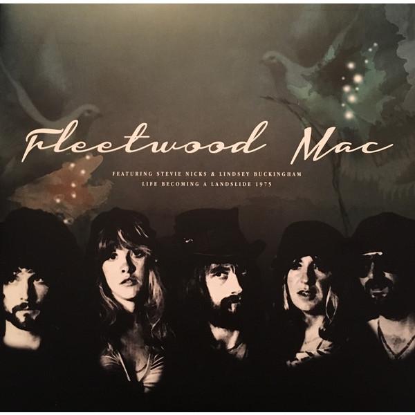 Fleetwood Mac Fleetwood Mac - Life Becoming A Landslide (2 LP) fleetwood mac fleetwood mac in concert 3 lp